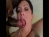 Porn White Wife Homemade Black Man Blowjob Video