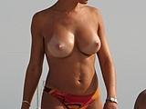 Big Titties On The Beach
