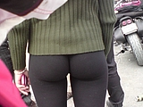 Hot Girls Yoga Pants