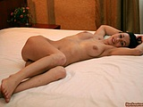 Hot Chick Poses Nude for Camera Pictures