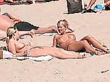 Nude Women Beach Photo