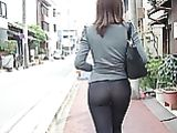 Women in Tight Yoga Pants Photo