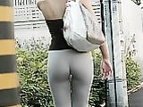 Sexy Yoga Pants Porn Photo