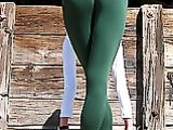 Yoga Pants Cameltoe Porn Pictures