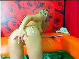 Dildo Anal Webcam-Video