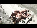 Voyeur Strand Sex Video