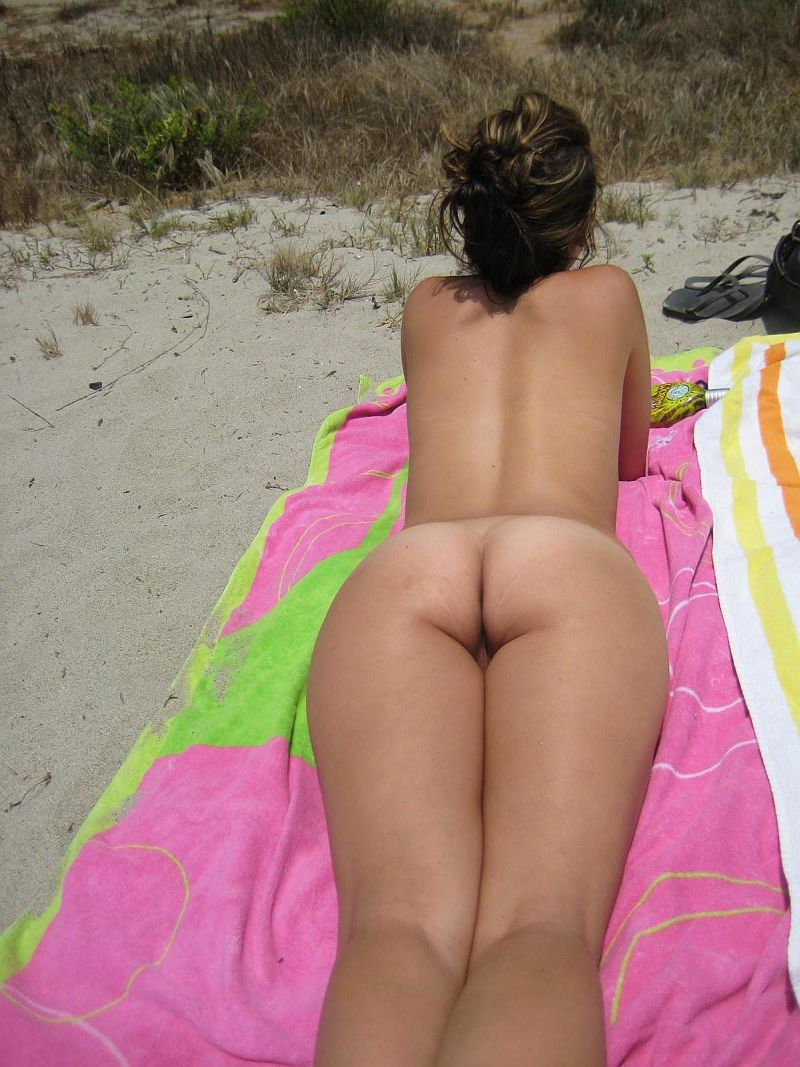 Sexy Italian Girl Ass Nude