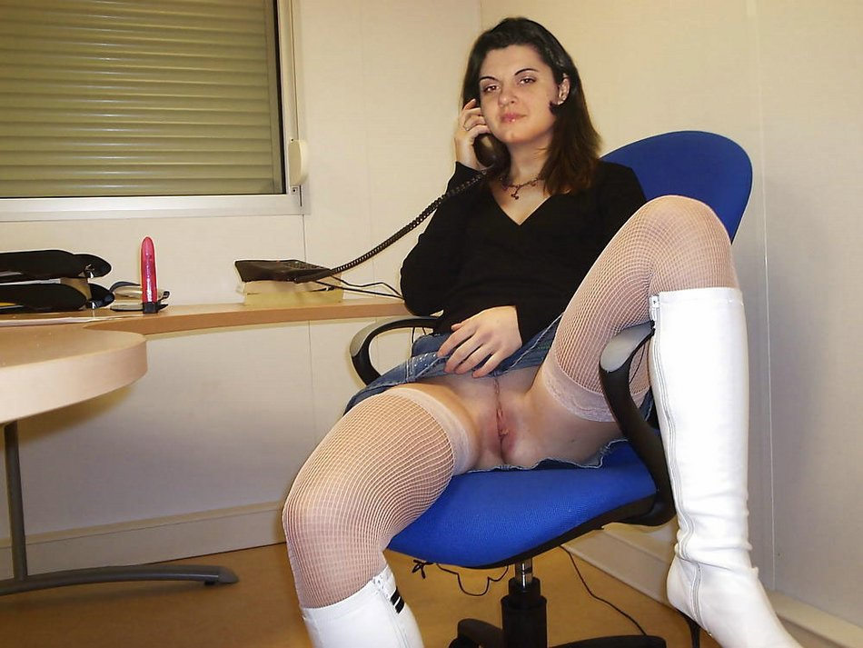 Secretaries nude real