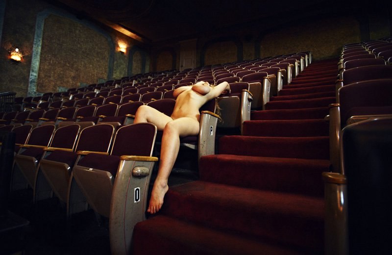 Naked in the Theater Photos