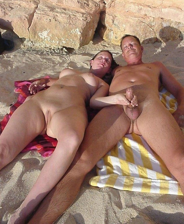 Photo Amatorial Naked Totally Beach