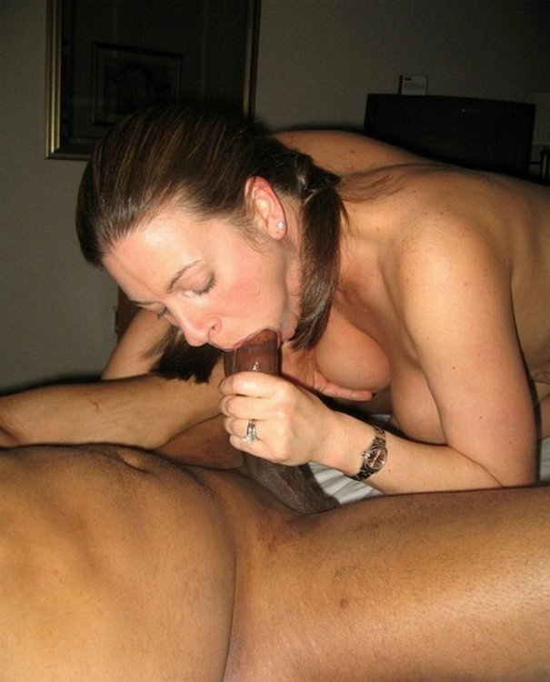 Photo Of Nude Wife With Black Man
