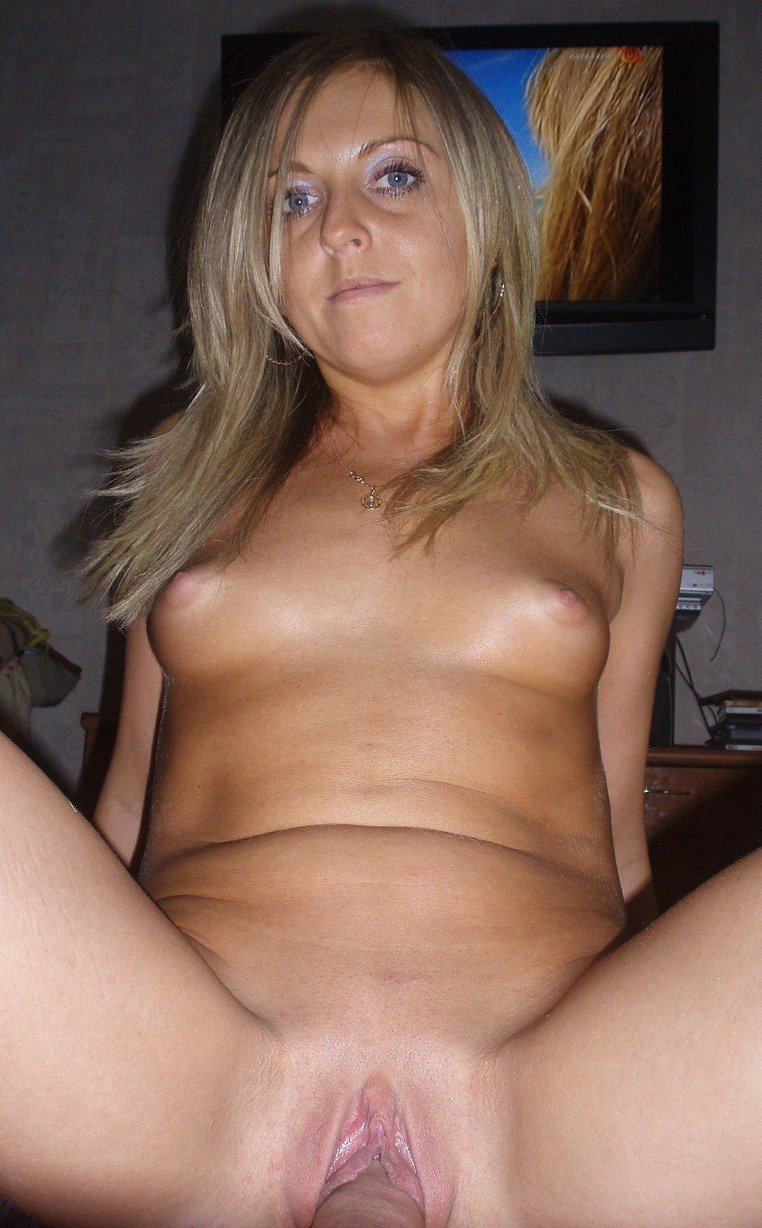 Small tits milf video