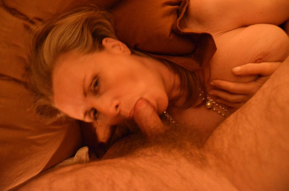 Mature Amateur Couple Cock Sucking Photos