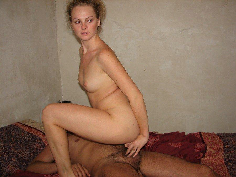 Young Amateur Latin Couple
