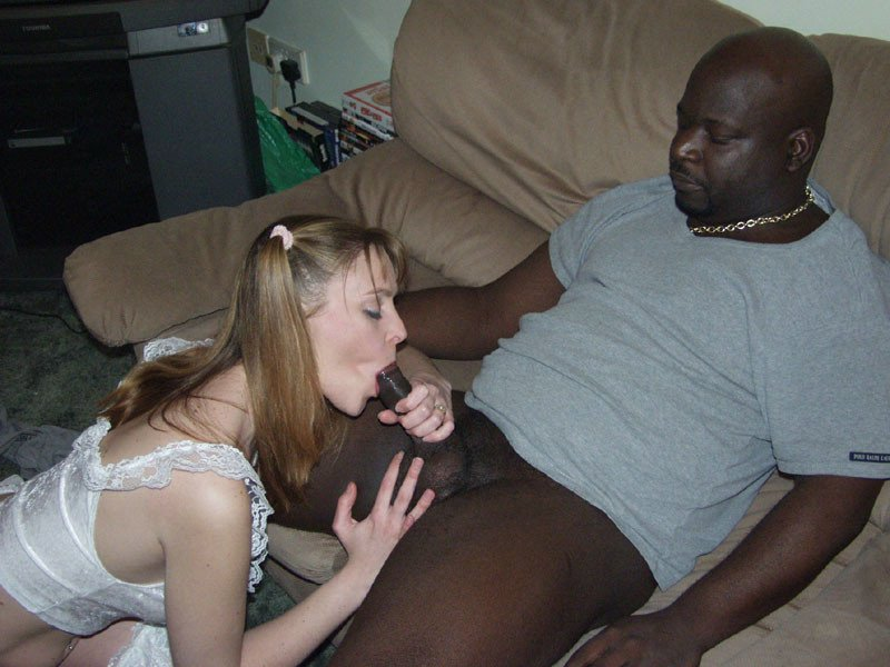 Black Girl Creampied White Man