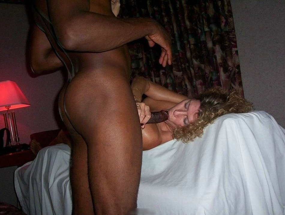 Watching Husband Suck Cock