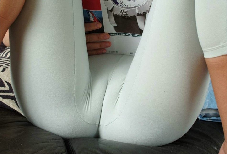 Yoga Pants Camel Toe Pics