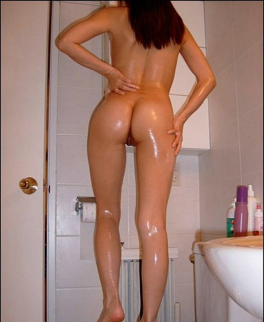 Amateur shower cam
