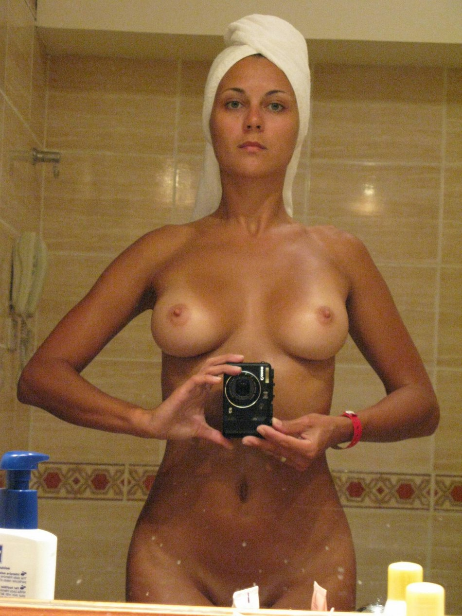 Naked horny wives self shot - Nude pics