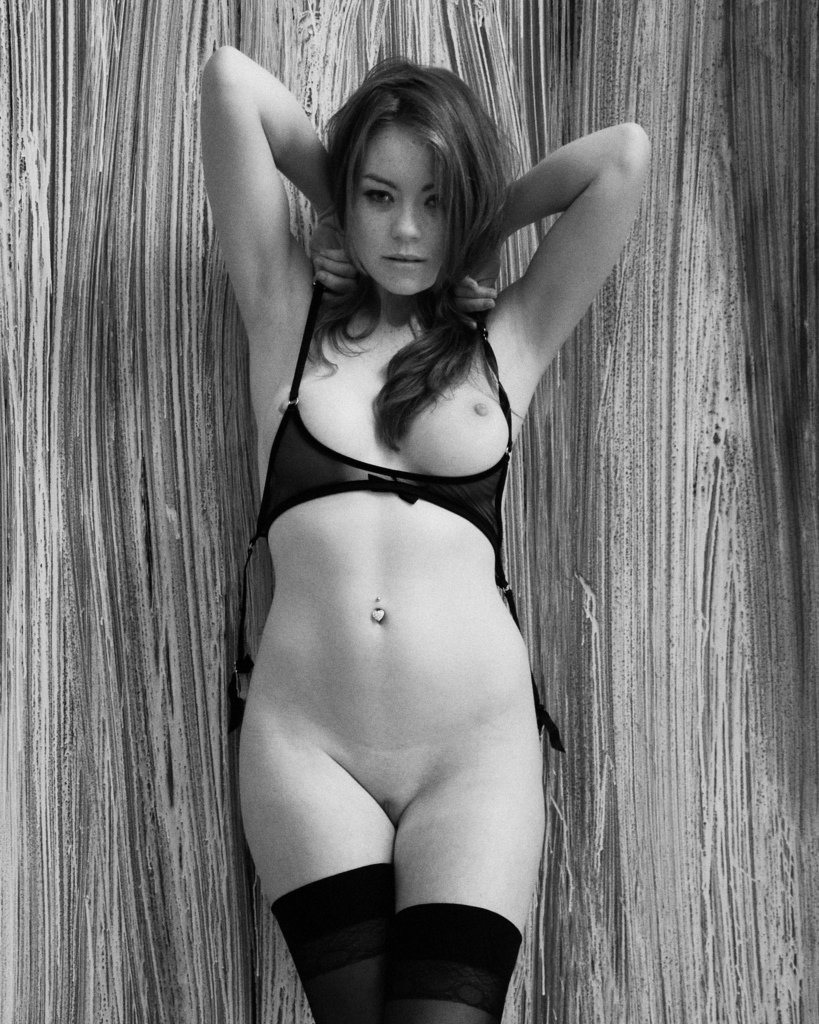 Nude mod black and white 2 sexy videos