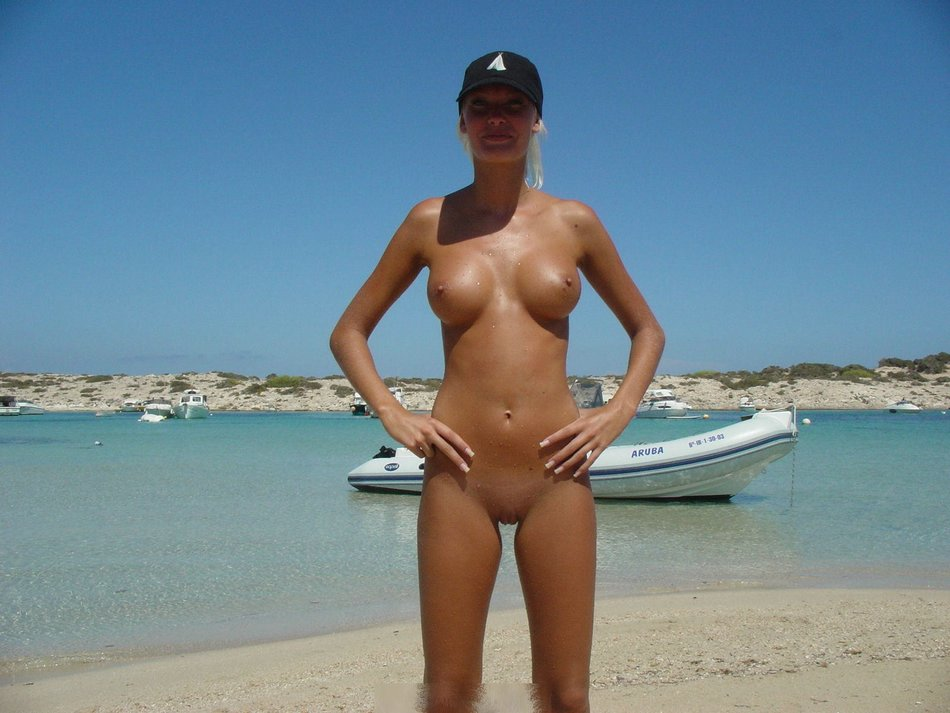Quite Completely Nude american beach girls like tell