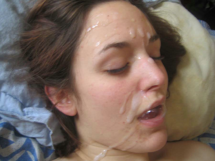 Cum Mouth Swallow Porn Pictures