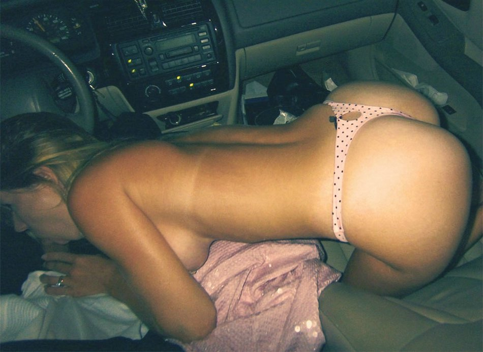 girl having sex in car